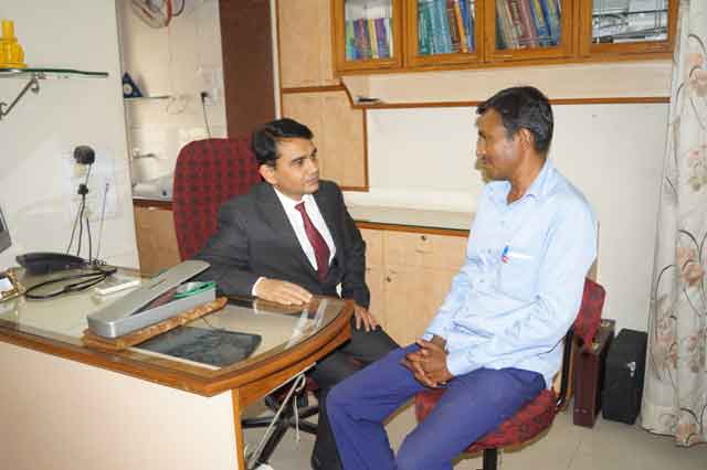 ABOUT DR. VIPUL PATADIA